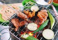 Ngày lạnh xuýt xoa ăn đồ nướng thơm lừng ở 468 phố Xã Đàn