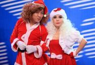 """Việt Hương, Trấn Thành """"quậy"""" trong bộ ảnh Giáng sinh của """"Ơn giời, cậu đây rồi!"""""""
