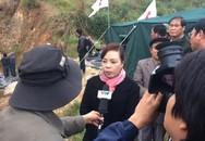 Bộ trưởng Nguyễn Thị Kim Tiến thị sát, chỉ đạo ứng cứu y tế vụ sập hầm