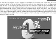 Lãi suất ngân hàng 0%/năm: Nghe sướng tai  nhưng vay quá khó