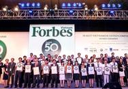 Vinamilk được Forbes vinh danh là 1 trong 50 công ty niêm yết tốt nhất Viêt Nam năm 2014