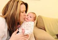 Hạnh phúc được làm mẹ sau 8 lần sẩy thai