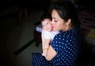Con trai 2 tháng tuổi đáng yêu của Nhật Kim Anh