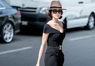 MC Thanh Mai khoe vóc dáng quyến rũ ở sân bay