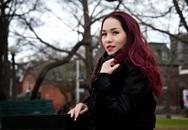 Hoàng Lê Vi: ' Tôi luôn để chồng được tự do làm điều anh ấy muốn'