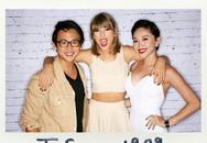 Taylor Swift ôm chặt và khen Tóc Tiên quyến rũ 'mê hồn