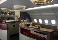 Cận cảnh khoang máy bay thượng hạng của hãng hàng không tuyệt vời nhất thế giới