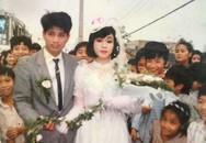 Dân mạng rộ mốt chia sẻ ảnh cưới 'hot girl ngày xưa'