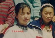 Triệu Vy đẹp thuần khiết thời trung học