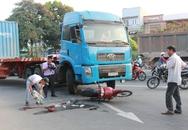 Thiếu nữ chết thảm dưới gầm xe tải đầu kéo