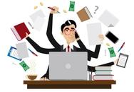 6 nguy cơ gây bệnh do làm nhiều việc cùng lúc