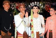 Hé lộ 5 điều thú vị về đám cưới con trai tổng thống Indonesia