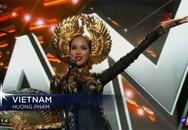Có gì sai sót khi Phạm Hương bị loạt khỏi top 15?