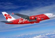 Tìm thấy vật thể lớn giống thân máy bay AirAsia