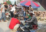 Thâm nhập chợ đồ di động ở Hà Nội