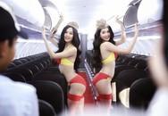 """Ảnh """"sexy"""" của VietJet Air đứng đầu danh sách bê bối hàng không 2014"""