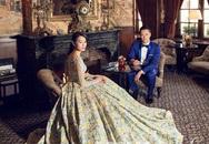 Ảnh cưới đậm chất cổ điển của Hồ Hạnh Nhi