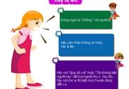 8 nguyên tắc bố mẹ Tây dạy con tự bảo vệ