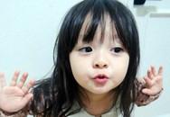 Bé gái 3 tuổi cực đáng yêu làm đốn tim hàng triệu người