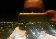 Rợn người với bức ảnh cuối cùng của hành khách vụ máy bay rơi