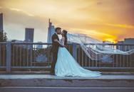 Lộ ảnh cưới lãng mạn của Tâm Tít và chồng thiếu gia