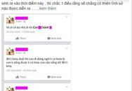Bị cấm yêu, con lên facebook mắng cha mẹ