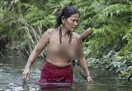 Bí ẩn của bộ tộc xăm mình, vợ chồng không được quan hệ trong nhà