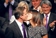 Các nguyên thủ quốc gia yêu vợ như thế nào?