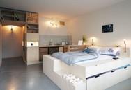 Căn hộ 30m² đẹp và tiện nghi như phòng khách sạn