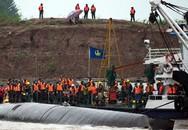 Vụ chìm tàu ở Trung Quốc: Không còn hy vọng tìm thấy người sống sót