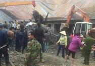 Sập công trình xây cây xăng, nhiều người gặp nạn