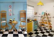 Cách sử dụng gạch lát nền đúng cách cho thiết kế phòng bếp