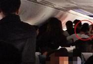 4 hành khách nữ đánh nhau trên máy bay