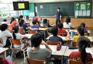 Phẫn nộ cô giáo phạt học sinh uống nước rửa chén