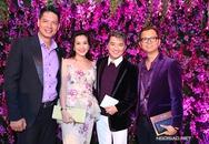 Dàn sao Việt mặc trang phục tím, mừng sinh nhật Mr Đàm