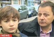 Bố khản giọng tìm con trong khói đạn khủng bố Paris