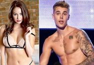 Người mẫu Anh tiết lộ chuyện 'sex tập thể' với Justin Bieber