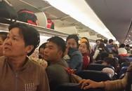 Hành khách say rượu, máy bay náo loạn