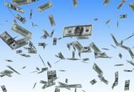 17 tỉ tiền mặt rơi như mưa xuống đường phố