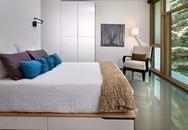 Những mẫu giường có ngăn kéo đa năng và tiết kiệm diện tích