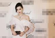 """Phạm Băng Băng lộng lẫy như """"thiên nga trắng"""" tại Cannes"""