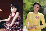 Sao Việt xấu  đẹp ra sao khi khi còn bé?