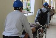 Hà Tĩnh: Lại sập giàn giáo ở Formosa, 1 người tử vong