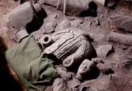 Hình ảnh chưa biết trong lăng mộ Tần Thủy Hoàng