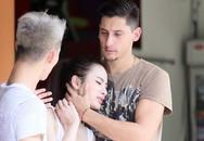 Angela Phương Trinh bị chấn thương nặng trên sàn tập