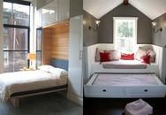 5 cách bố trí nơi ngủ không tốn diện tích