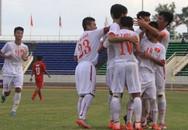 Thắng đậm Brunei 5-0, U-19 Việt Nam vươn lên dẫn đầu bảng