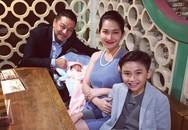Kim Hiền khoe ảnh con gái đáng yêu nhân kỷ niệm 1 năm ngày cưới