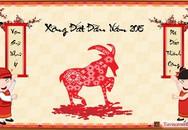 Để gia chủ may mắn, thuận buồm xuôi gió trong năm mới