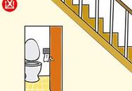 7 cấm kỵ dành cho phòng vệ sinh